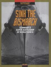 Cover of: Sink the Bismarck | Tom McGowen