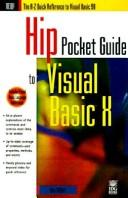 Cover of: Hip Pocket Guide to Visual Basic X
