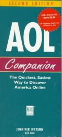 Cover of: Aol Starter Kit | Jennifer Watson