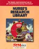 Cover of: Nurse's Research Library