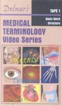 Cover of: Medical Terminology Video Series-Tape 1