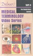 Cover of: Medical Terminology Video Series-Tape 8 (Delmars Medical Terminology Video Series)