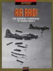 Cover of: Air Raid!:The Bombing Campaign (Military Might)