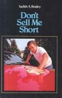 Cover of: Don't Sell Me Short (Sundown Books)