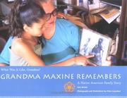 Cover of: Grandma Maxine remembers