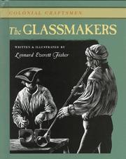 Cover of: The glassmakers