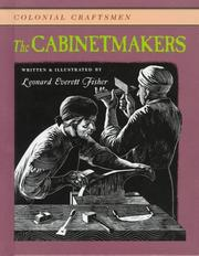Cover of: The cabinetmakers