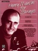 Cover of: Henry Mancini for Strings |