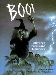 Boo! by Patricia Hubbell
