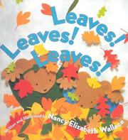 Cover of: Leaves! Leaves! Leaves!