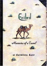 Cover of: Exiled: Memoirs of a Camel