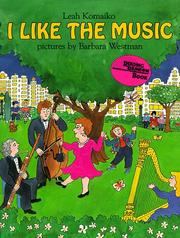 Cover of: I Like the Music