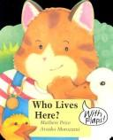 Cover of: Who Lives Here?