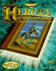 Cover of: Heroes of might and magic | Jeff Hoff