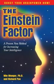 Cover of: The Einstein factor