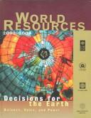 Cover of: World Resources 2002-2004 | World Resources Institute