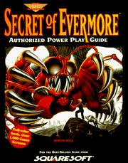 Cover of: Secret of Evermore Authorized Power Play Guide (Secrets of the Games Series.) | Pcs