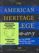Cover of: Form And Style, Eleventh Edition And American Heritage Dictionary Iii