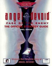 Cover of: Angel devoid: face of the enemy : the official strategy guide
