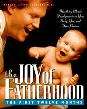 Cover of: The joy of fatherhood