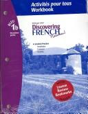 Cover of: Discovering French, Nouveau!