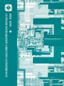Cover of: Proceedings of the IEEE 1996 Custom Integrated Circuits Conference