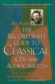 Cover of: The record shelf guide to classical CDs and audiocassettes