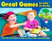 Great games for kids on the go