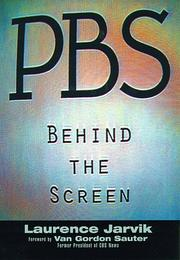 Cover of: PBS, behind the screen