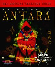 Cover of: Betrayal in Antara: The Official Strategy Guide