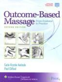Cover of: Outcome-based massage