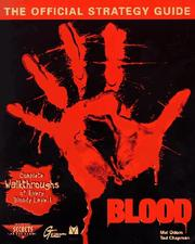 Cover of: Blood