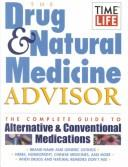 Cover of: Drug and Natural Medicine Advisor