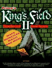 Cover of: King's Field II