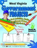 Cover of: West Virginia Government Projects | Carole Marsh
