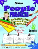 Cover of: Maine People Projects | Carole Marsh