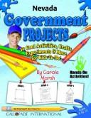 Cover of: Nevada Government Projects | Carole Marsh