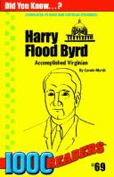 Cover of: Harry Flood Byrd | Carole Marsh