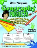 Cover of: West Virginia Geography Projects | Carole Marsh