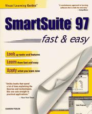 Cover of: SmartSuite 97 fast & easy
