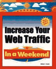 Cover of: Increase your Web traffic in a weekend