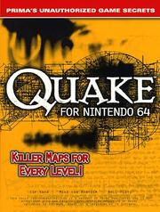 Cover of: Quake