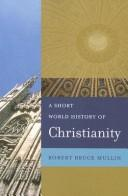 Cover of: A Short World History of Christianity