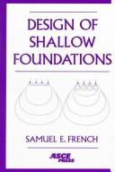 Cover of: Design of Shallow Foundations