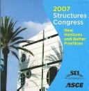 Cover of: Structures Congress, 2007 |