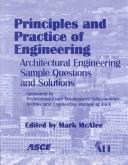 Cover of: Principles and Practice of Engineering |