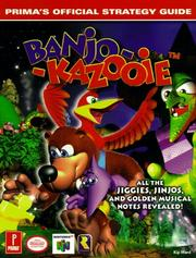 Cover of: Banjo-Kazooie
