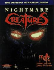 Cover of: Nightmare Creatures: The Official Strategy Guide