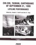 Cover of: Chi-Chi, Taiwan, Earthquake of September 21, 1999 |