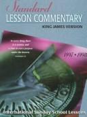 Cover of: Standard Lesson Commentary 1997-98: International Sunday School Lessons  | Douglas Redford